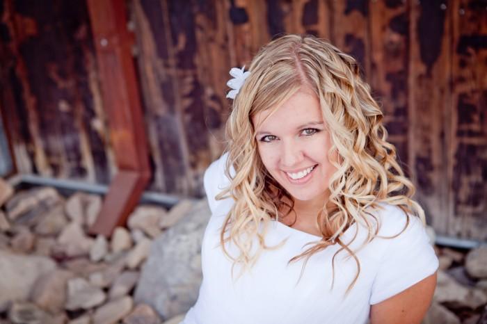Lindon Professional Bridal Photography - Jen