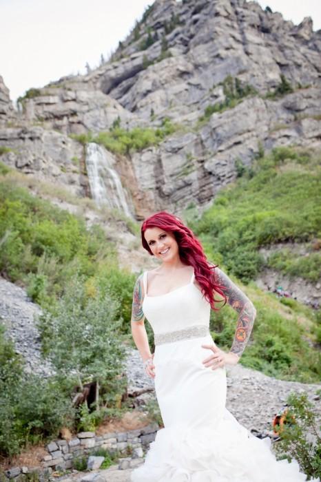 Provo Bridal Photography - Haylee