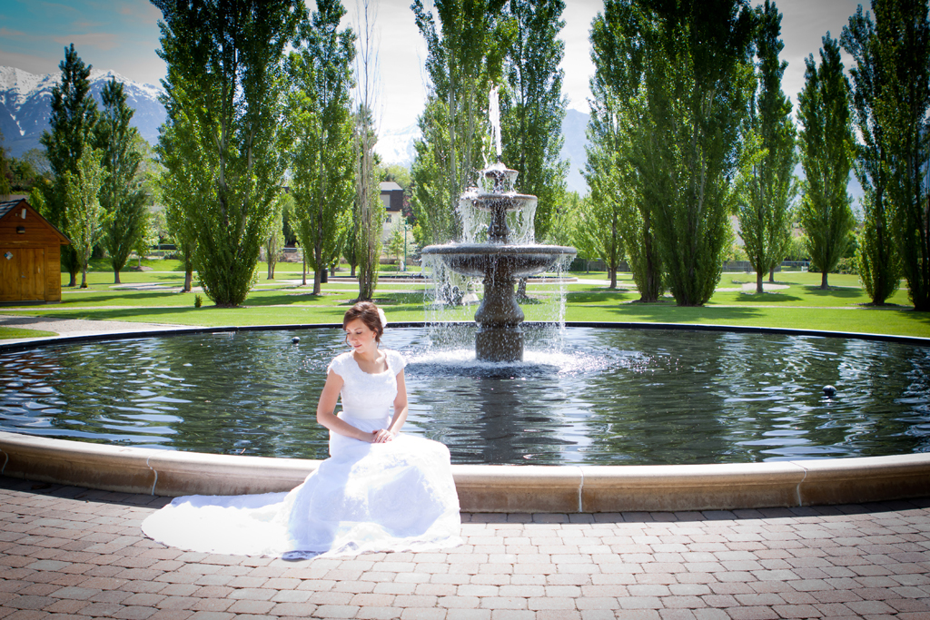 Professional Bridal Photography in Orem Utah - Amanda