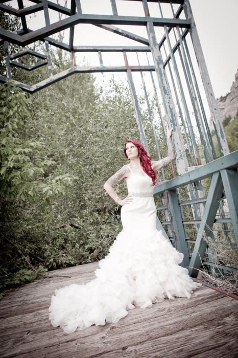 Provo Utah Bridal Photography - Haylee