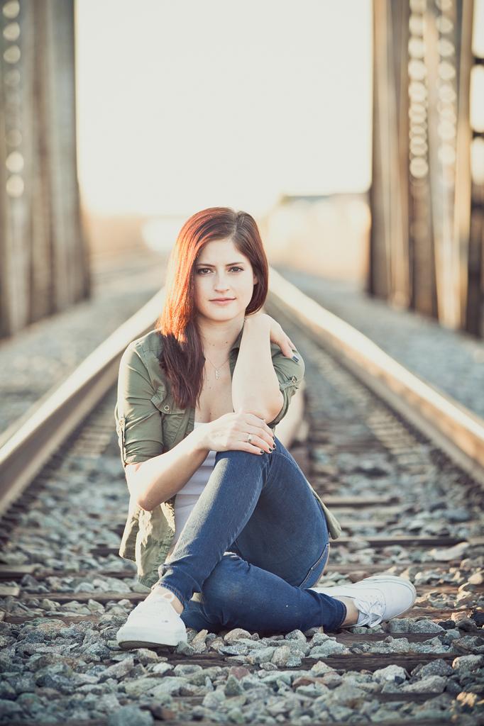 Senior Portrait Provo - Kristen